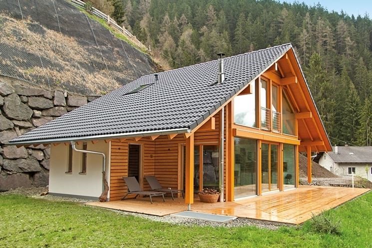 Case prefabbricate in legno perch sceglierle b studio for Foto di case in legno